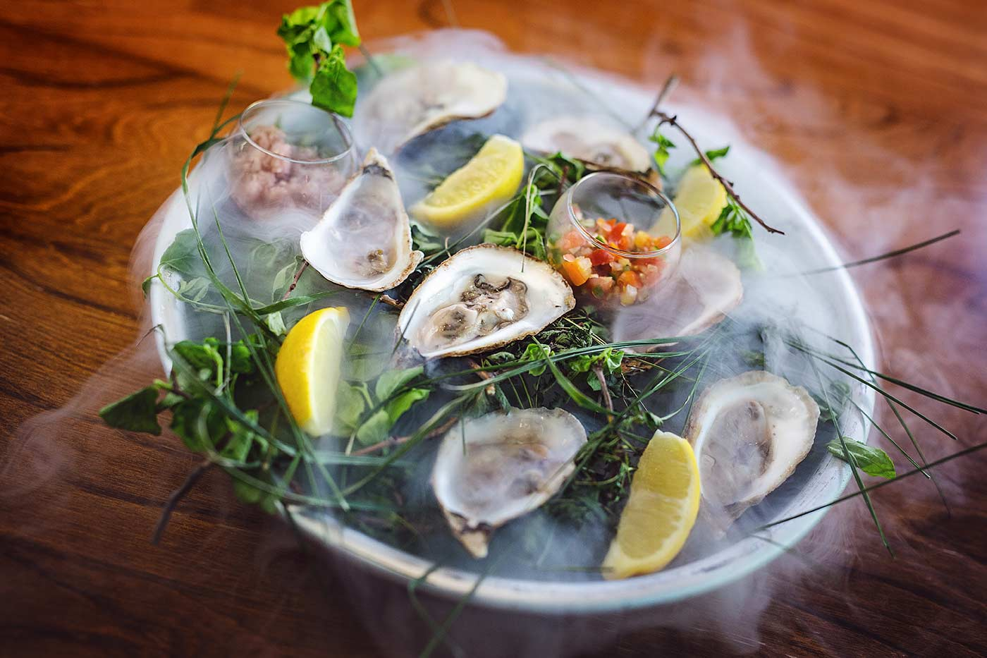 Decca 77 oysters